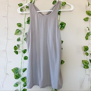 Lululemon Tank w/ Keyhole Back (super soft!)